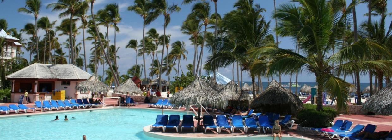All inclusive resort vakantie